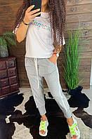 Костюм штани і футболка на літо різні кольори, фото 1
