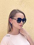 Стильные черные солнцезащитные очки линза polarized, фото 2