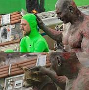 Зеленый костюм хромакей (Green Chromakey ) FST Chroma key, фото 9