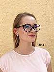 Стильные имиджевые очки с антибликовым покрытием, фото 4