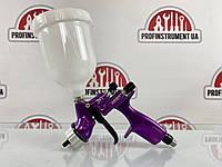 Краскопульт Devilbiss DV1 Copy Purple HVLP DV1-B+ 1.3