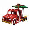 Песочница - Пожарная машина SportBaby , фото 3