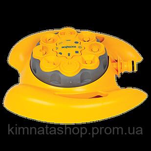 Дождеватель / ороситель HoZelock 2515 мультиспринклерный 79 м²