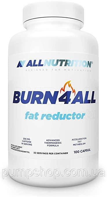 Жиросжигатель AllNutrition Burn4all 100 капс.