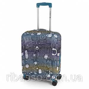 Чехол для чемодана Gabol (L) Multi Colour
