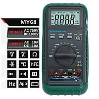 Цифровой мультиметр MY68