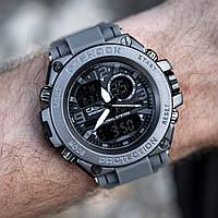 Мужские спортивные часы Casio G-Shock G-Steel GRAY копия