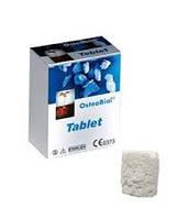 OsteoBiol Tablet 6 блоків 10х10х10 (E-коник) розсипчастий кістковий блок