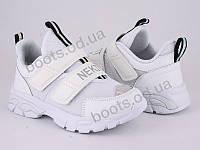 """Кроссовки  детские """"Violeta"""" #200-144 white. р-р 31-36. Цвет белый. Оптом"""
