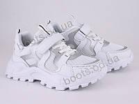 """Кроссовки  детские """"Violeta"""" #200-146 white. р-р 31-36. Цвет белый. Оптом"""