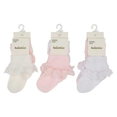 Носки для малышей 0-6 мес ТМ Katamino 5489612771150