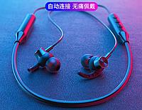 Бездротові Bluetooth-навушники спортивна Гарнітура, фото 1