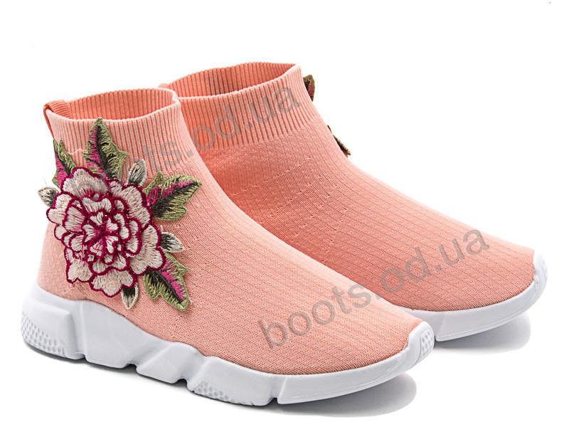 """Кроссовки  детские """"Violeta"""" #200-26 pink уценка. р-р 31-36. Цвет розовый. Оптом"""