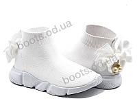 """Кроссовки  детские """"Violeta"""" #200-25 white уценка. р-р 31-36. Цвет белый. Оптом"""