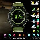 M-Tac годинник тактичні Adventure Black/Olive, фото 2