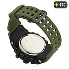 M-Tac годинник тактичні Adventure Black/Olive, фото 3