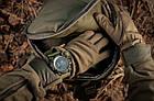 M-Tac годинник тактичні Adventure Black/Olive, фото 6