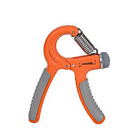 Эспандер кистевой-пружинный ножницы Power System PS-4021 Power Hand Grip Orange