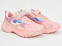 """Кроссовки  детские """"Violeta"""" #200-62 pink. р-р 31-36. Цвет розовый. Оптом"""