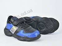 """Кроссовки  детские """"Violeta"""" #200-72K black blue. р-р 25-30. Цвет черный. Оптом"""