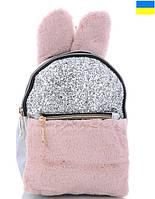Детский рюкзак 101 silver-pink Рюкзаки для подростков купить недорого в Украине, фото 1