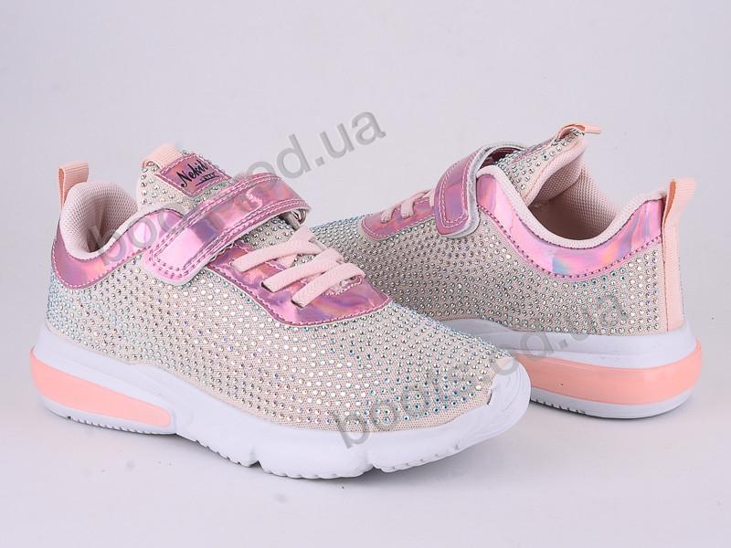 """Кроссовки  детские """"Violeta"""" #200-139 pink. р-р 31-36. Цвет розовый. Оптом"""