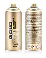 Краска Montana Gold M3000 Золотой хром 400 мл (Goldchrome) (285943)