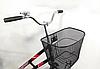 """✅ Дорожный велосипед Азимут Retro 28"""" Дюймов - BLACK_RED, фото 5"""