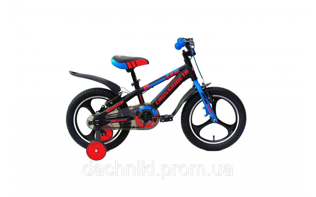 """Детский велосипед CROSSRIDE JERSEY-2 AL 16"""""""