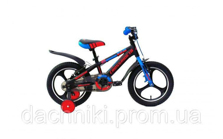 """Детский велосипед CROSSRIDE JERSEY-2 AL 16"""", фото 2"""