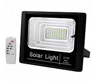 Прожектор на солнечной батарее FOYU 20 Вт Черный (FO-8820)