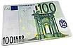 """Коврик для мышки 20x28 с рисунком """"100 евро"""", фото 3"""