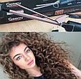 Плойка Африканка для волос Geemy GM-2825 / Плойка для накрутки афрокудрей👌💃🌺, фото 3