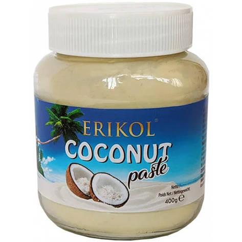 Паста Erikol кокос 400 гр, фото 2