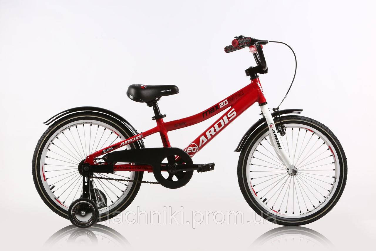 """Детский велосипед ARDIS MAX 16"""" Красный"""