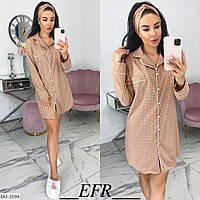 """Рубашка женская 524(L-XL, S-M) """"EBA"""" недорого от прямого поставщика"""