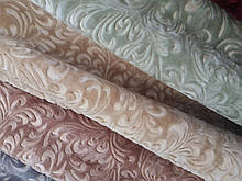 Велюрове стриженое ковдру покривало 200*240