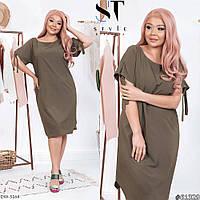 """Платье женское модель: 176 (42-44, 46-48) """"Lemon Shop"""" недорого от прямого поставщика, фото 1"""