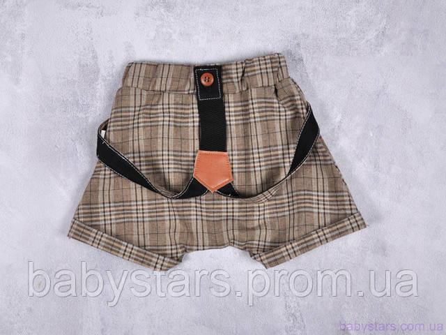 шорты с подтяжками