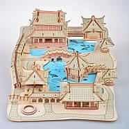 Пазл конструктор деревянный 3D   Большая головоломка, фото 3