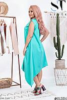 """Платье женское модель: 235 (50-52, 54-56, 58-60, 62-64) """"Lemon Shop"""" недорого от прямого поставщика, фото 1"""