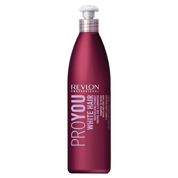 Шампунь для блондированных волос Revlon Professional Pro You white hair 350 ml