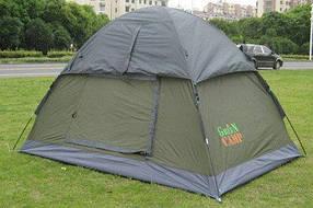 Палатка-трансформер туристическая 2,3 м*2,3 м, Палатка для туризма, Походная палатка
