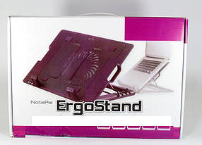 Подставка для ноутбука с охлаждением HOLDER ERGO STAND181/928