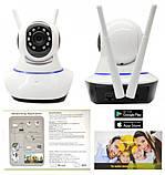 Камера видеонаблюдения WIFI Smart NET Q5, фото 6