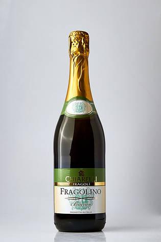 Фраголіно Chiarelli біле суничне Fragolino Bianco 0.75L, фото 2