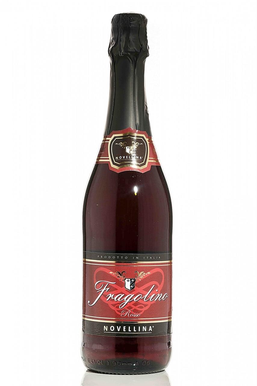 Фраголіно Novellina червоне суничне Fragolino Rosso (ФРАГОЛІНО Новелліно) 0.75L