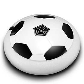 ДЕТСКИЙ МЯЧ ЭЛЕКТРИЧЕСКИЙ HOVERBALL (FLY BALL) НОВИНКА 2017 + СВЕ ( черно-белый мяч)
