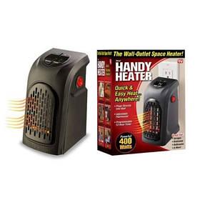 Портативный керамический обогреватель handy heater, тепловентилятор
