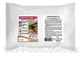 Антисептик сухой водорастворимый концентрат KONTUR-WPE-10  (1 кг)
